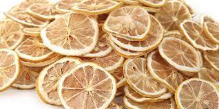 لیمو ترش خشک شده